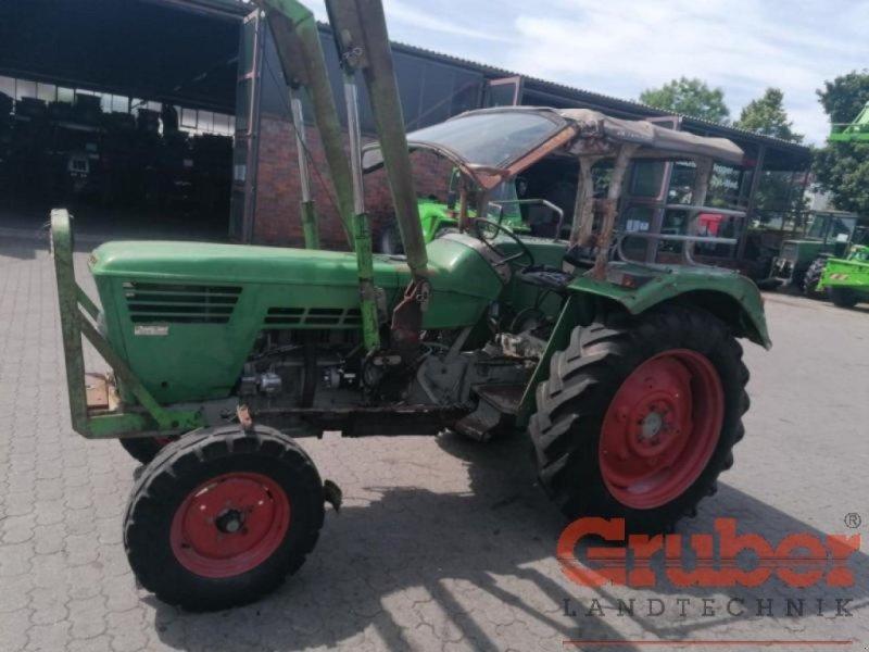 Traktor des Typs Deutz-Fahr D 5506 S, Gebrauchtmaschine in Ampfing (Bild 1)