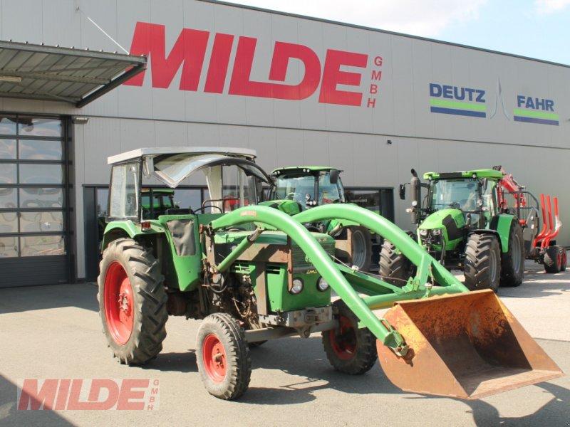 Traktor типа Deutz-Fahr D 6006, Gebrauchtmaschine в Creußen (Фотография 1)