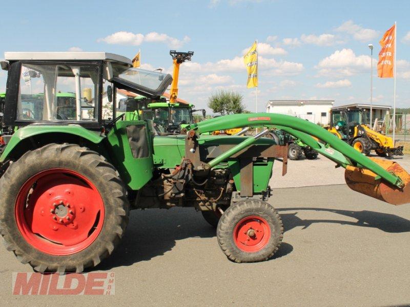 Traktor типа Deutz-Fahr D 6006, Gebrauchtmaschine в Creußen (Фотография 2)