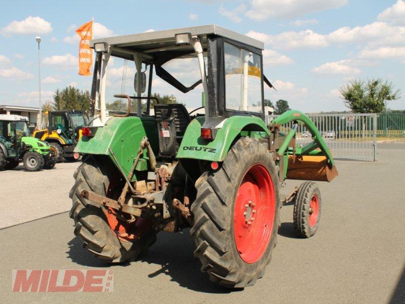 Traktor типа Deutz-Fahr D 6006, Gebrauchtmaschine в Creußen (Фотография 3)