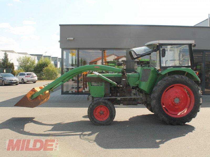 Traktor типа Deutz-Fahr D 6006, Gebrauchtmaschine в Creußen (Фотография 5)