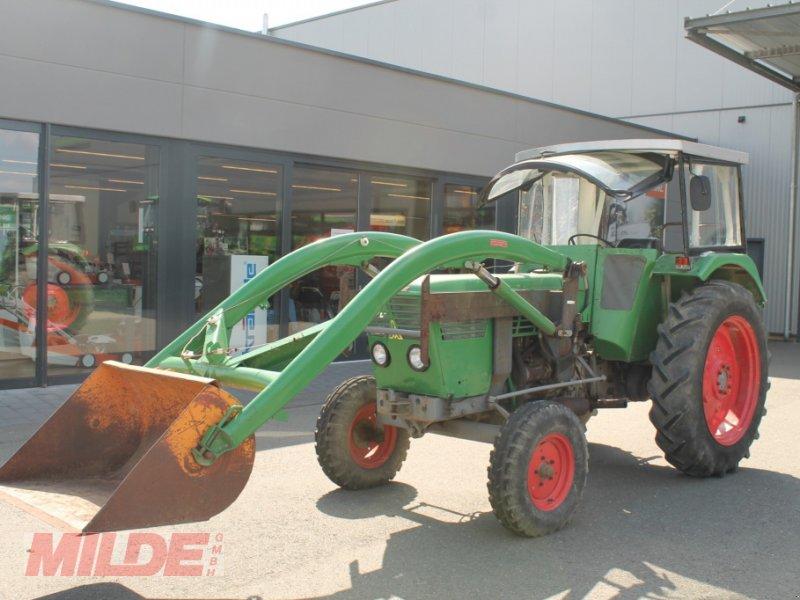 Traktor типа Deutz-Fahr D 6006, Gebrauchtmaschine в Creußen (Фотография 6)
