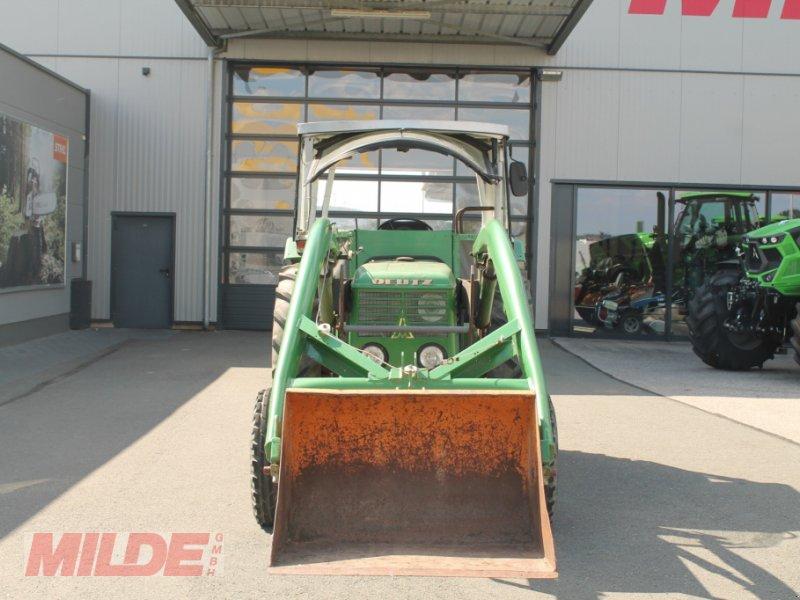 Traktor типа Deutz-Fahr D 6006, Gebrauchtmaschine в Creußen (Фотография 7)