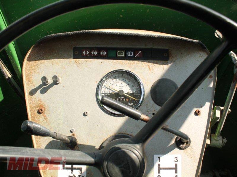 Traktor типа Deutz-Fahr D 6006, Gebrauchtmaschine в Creußen (Фотография 9)