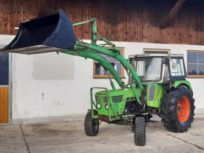 Traktor a típus Deutz-Fahr D 6206 S, Gebrauchtmaschine ekkor: Steinhöring (Kép 1)