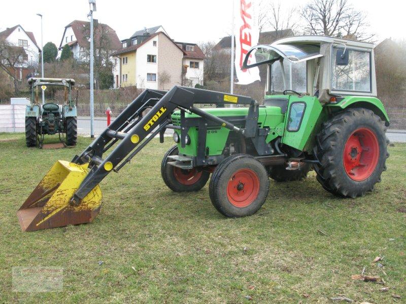Traktor a típus Deutz-Fahr D 6206, Gebrauchtmaschine ekkor: Eckental (Kép 1)