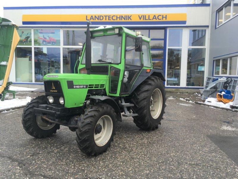 Traktor des Typs Deutz-Fahr D 6207 C Allrad, Gebrauchtmaschine in Villach (Bild 1)