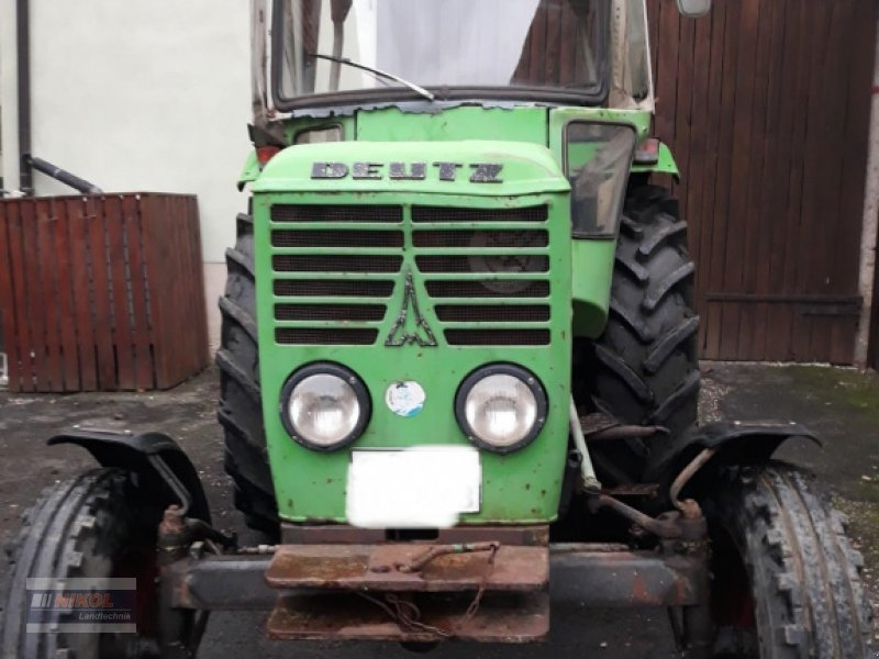 Traktor des Typs Deutz-Fahr D 6806, Gebrauchtmaschine in Lichtenfels (Bild 2)
