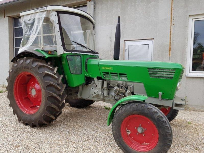 Traktor des Typs Deutz-Fahr D 7006, Gebrauchtmaschine in Schwend (Bild 2)