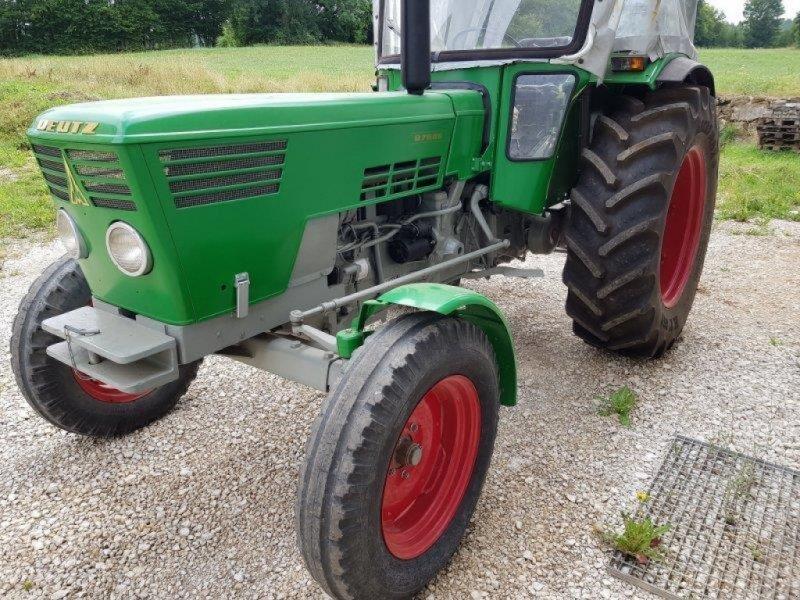 Traktor des Typs Deutz-Fahr D 7006, Gebrauchtmaschine in Schwend (Bild 3)