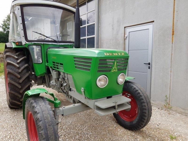 Traktor des Typs Deutz-Fahr D 7006, Gebrauchtmaschine in Schwend (Bild 4)