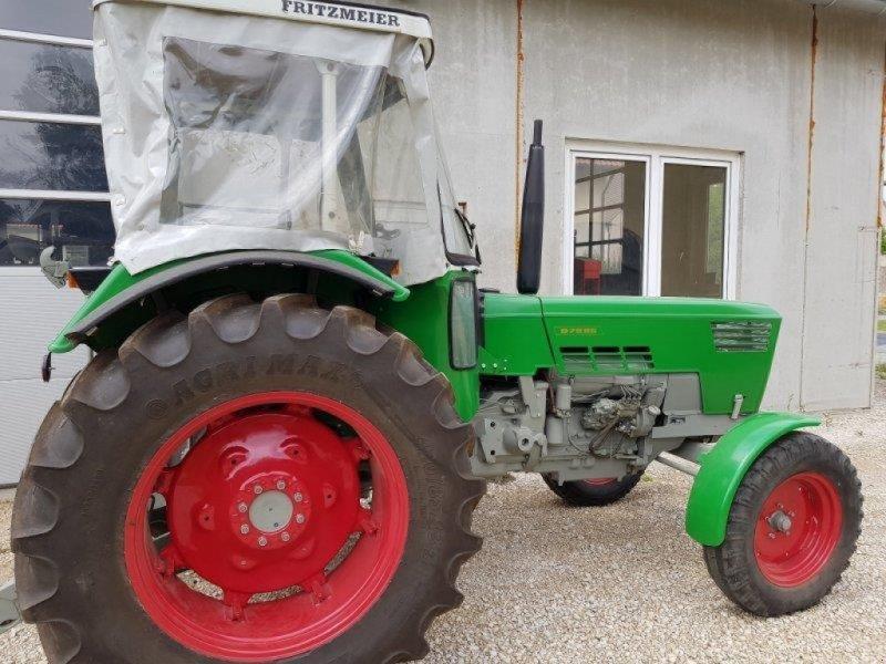 Traktor des Typs Deutz-Fahr D 7006, Gebrauchtmaschine in Schwend (Bild 5)