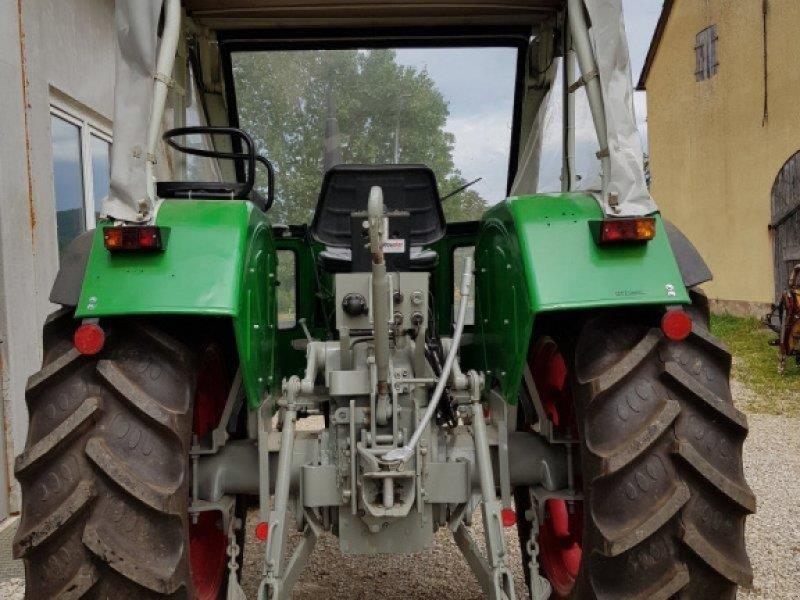 Traktor des Typs Deutz-Fahr D 7006, Gebrauchtmaschine in Schwend (Bild 6)