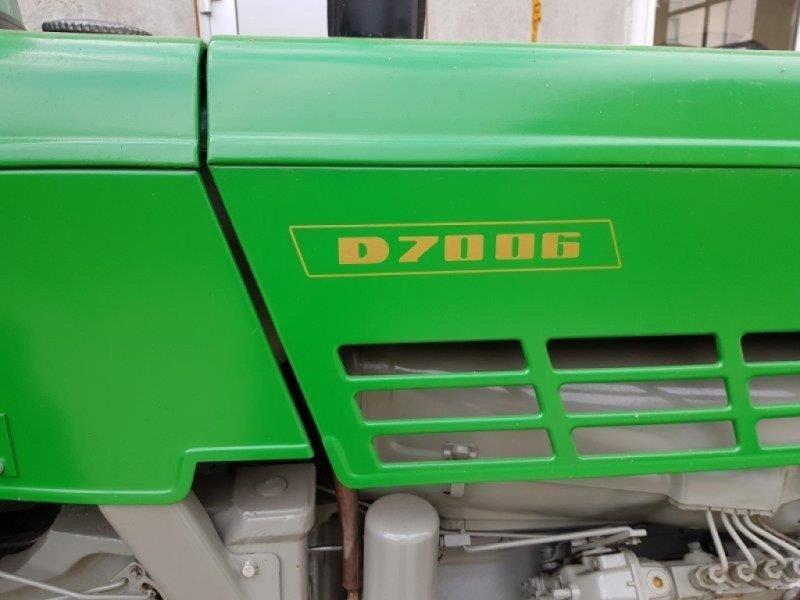 Traktor des Typs Deutz-Fahr D 7006, Gebrauchtmaschine in Schwend (Bild 12)