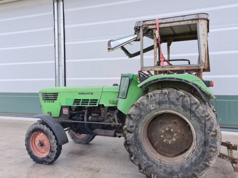 Traktor tipa Deutz-Fahr D 7206, Gebrauchtmaschine u Palling (Slika 1)