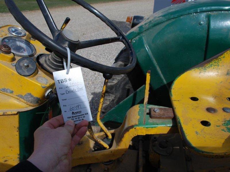 Traktor des Typs Deutz-Fahr D5005, Gebrauchtmaschine in Grindsted (Bild 1)