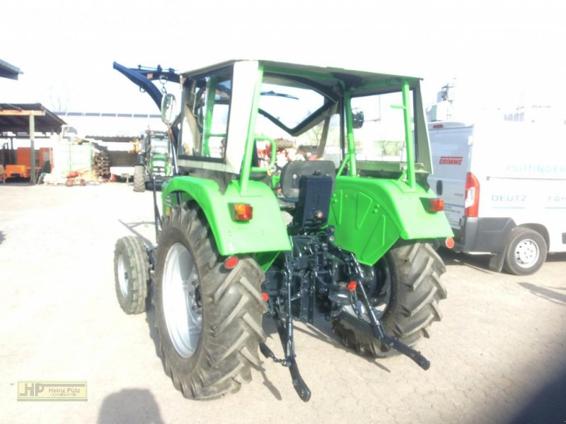 Traktor типа Deutz-Fahr D5206, Gebrauchtmaschine в Zülpich (Фотография 1)