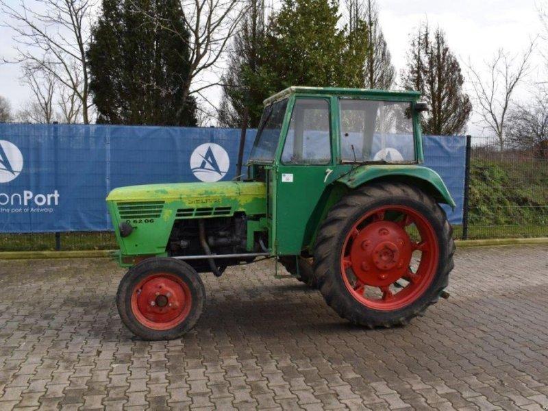 Traktor типа Deutz-Fahr D6206, Gebrauchtmaschine в Antwerpen (Фотография 1)