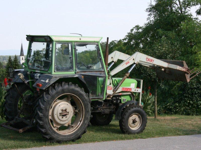 Traktor des Typs Deutz-Fahr D6507C, Gebrauchtmaschine in Jedenspeigen (Bild 1)