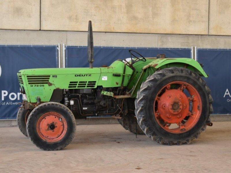 Traktor tipa Deutz-Fahr D7206, Gebrauchtmaschine u Antwerpen (Slika 1)