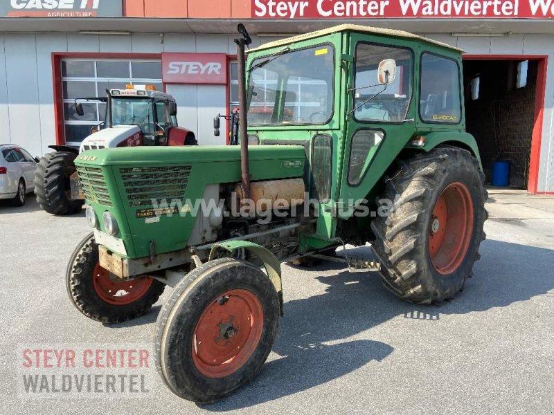 Traktor des Typs Deutz-Fahr D8006, Gebrauchtmaschine in Gmünd (Bild 1)