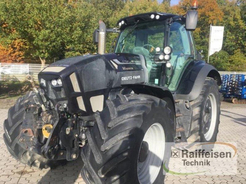 Traktor des Typs Deutz-Fahr Deutz 7250 TTV Warrior, Gebrauchtmaschine in Preetz (Bild 1)