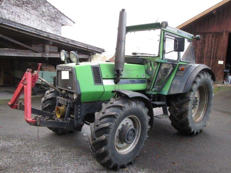 Traktor des Typs Deutz-Fahr DX 110, Gebrauchtmaschine in Miltach (Bild 1)