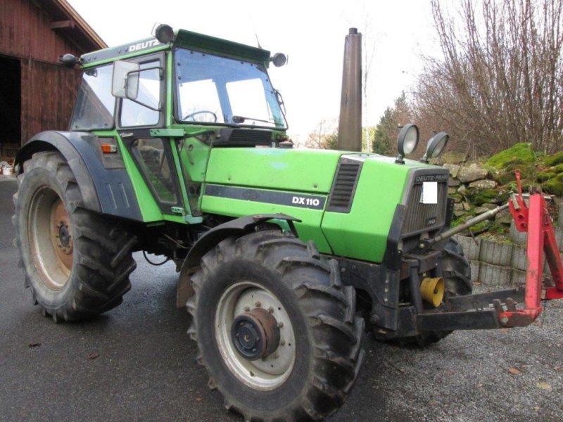 Traktor des Typs Deutz-Fahr DX 110, Gebrauchtmaschine in Miltach (Bild 2)