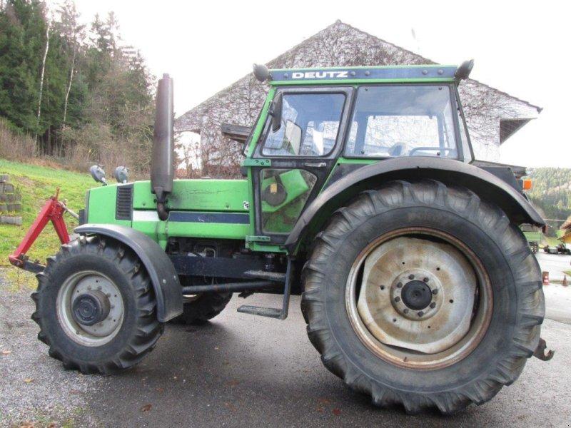 Traktor des Typs Deutz-Fahr DX 110, Gebrauchtmaschine in Miltach (Bild 4)