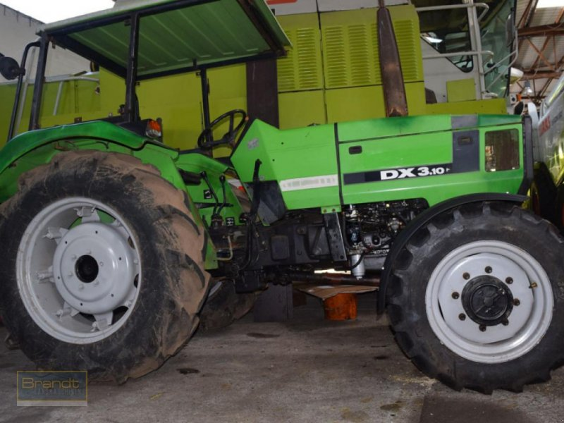 Traktor typu Deutz-Fahr DX 3.10 A, Gebrauchtmaschine v Bremen (Obrázok 1)