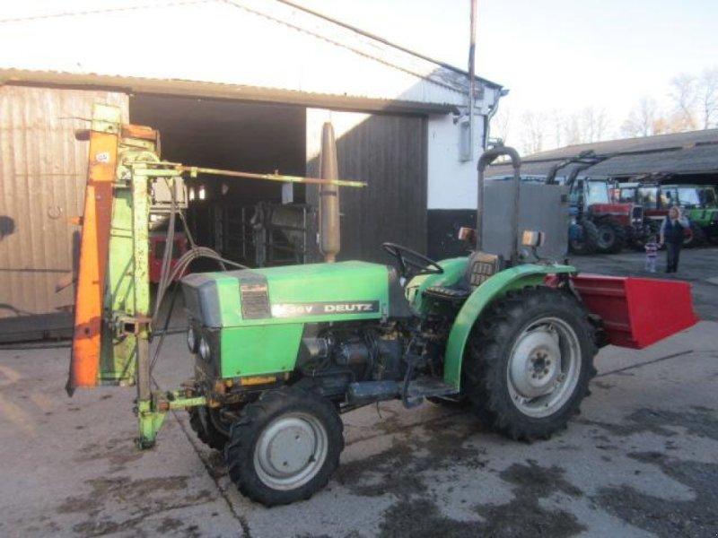 Traktor типа Deutz-Fahr DX 36, Gebrauchtmaschine в Ziegenhagen (Фотография 1)