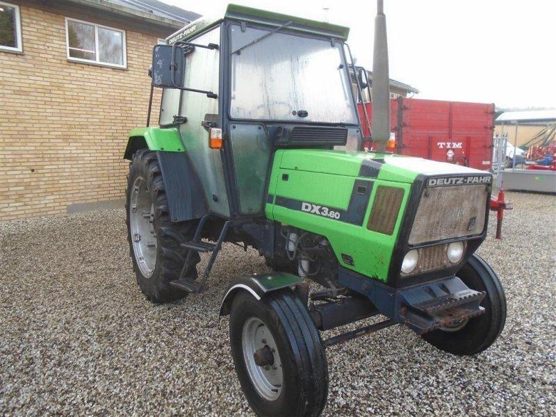 Traktor типа Deutz-Fahr DX 3.60, Gebrauchtmaschine в Viborg (Фотография 1)