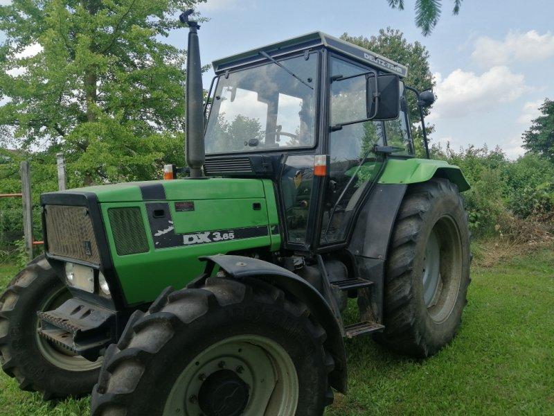 Traktor типа Deutz-Fahr DX 3.65 StarCab, Gebrauchtmaschine в Röttingen (Фотография 1)