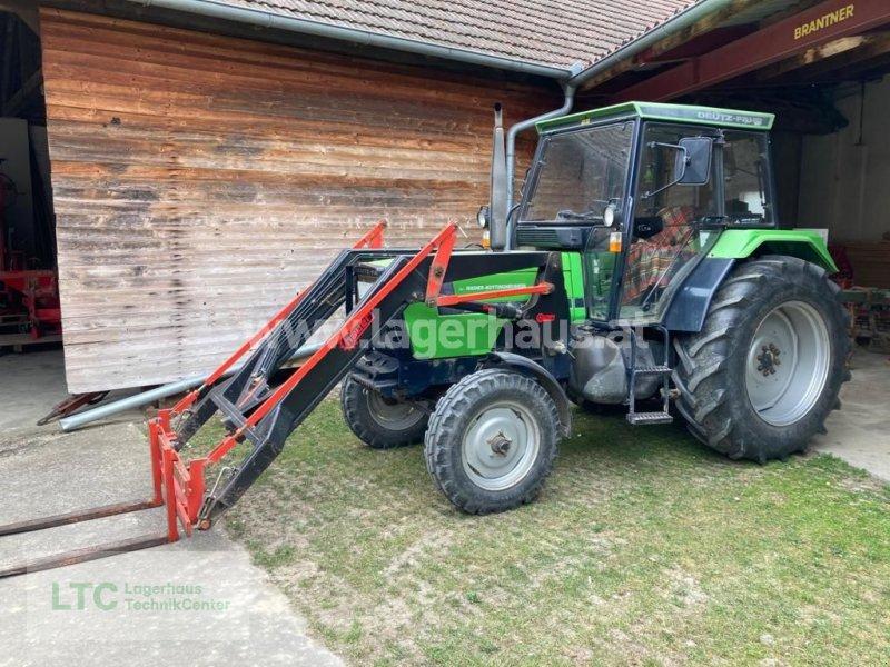 Traktor a típus Deutz-Fahr DX 3.70 PRIVTVK, Gebrauchtmaschine ekkor: Korneuburg (Kép 1)