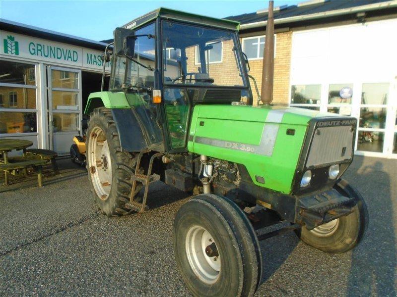 Traktor des Typs Deutz-Fahr DX 3.90  Kun kørt 2548 Timer, Gebrauchtmaschine in Viborg (Bild 1)