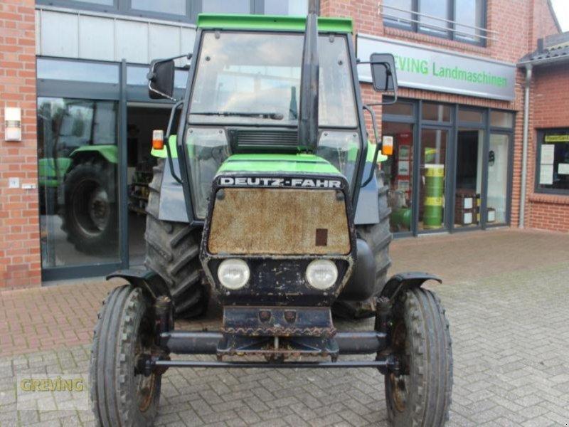 Traktor typu Deutz-Fahr DX 3.90, Gebrauchtmaschine v Ahaus (Obrázok 3)