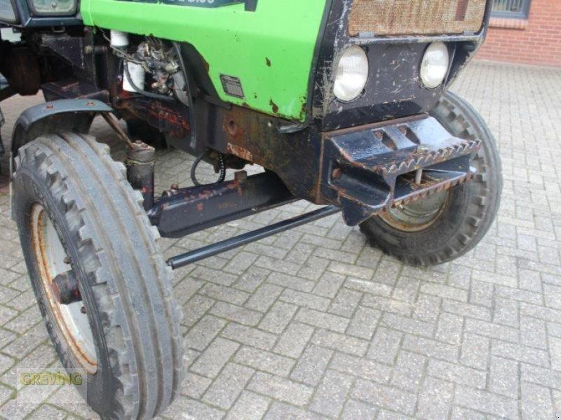 Traktor typu Deutz-Fahr DX 3.90, Gebrauchtmaschine v Ahaus (Obrázok 5)