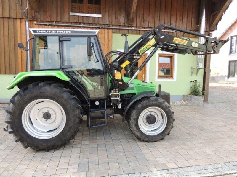 Traktor типа Deutz-Fahr DX 4.07 AgroXtra, Gebrauchtmaschine в Götzens Tirol (Фотография 1)