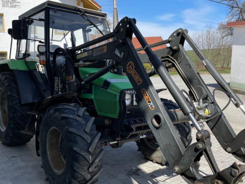 Traktor typu Deutz-Fahr DX 4.17 AgroXtra, Gebrauchtmaschine w Eging am See (Zdjęcie 1)