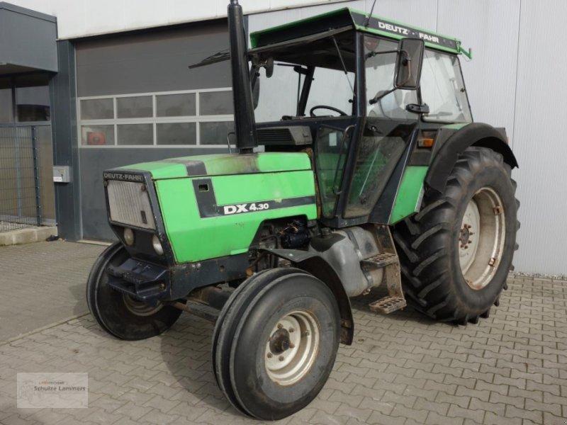 Traktor типа Deutz-Fahr DX 4.30 40km/h, Gebrauchtmaschine в Borken (Фотография 1)