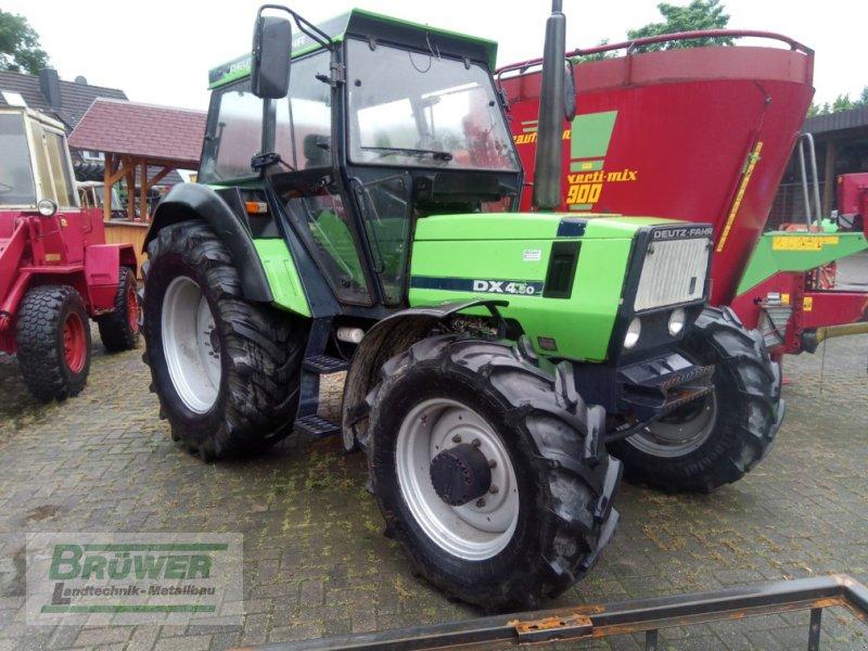Traktor des Typs Deutz-Fahr DX 4.50 A, Gebrauchtmaschine in Neuenkirchen (Bild 1)