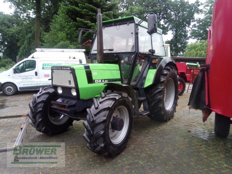 Traktor des Typs Deutz-Fahr DX 4.50 A, Gebrauchtmaschine in Neuenkirchen (Bild 2)