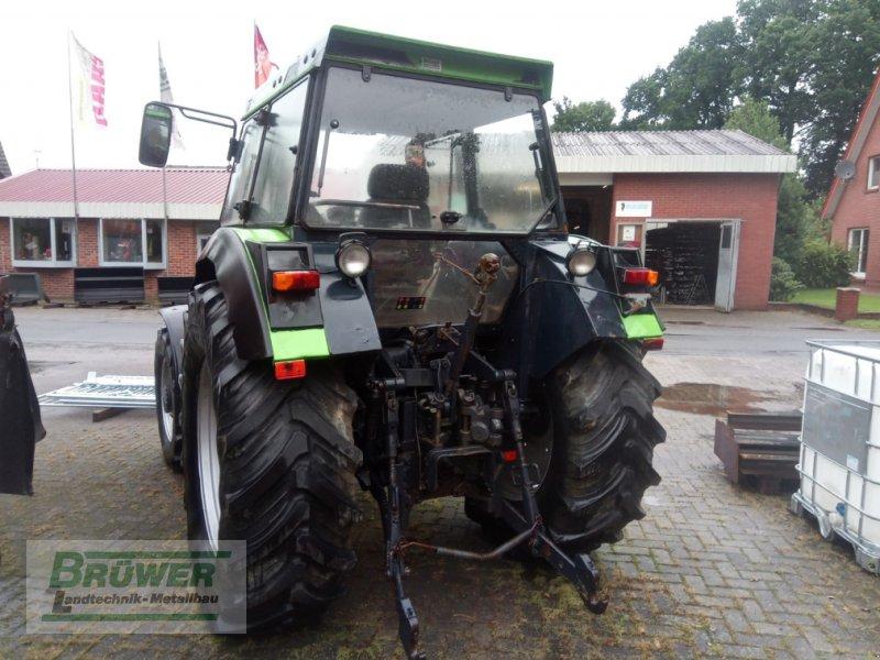 Traktor des Typs Deutz-Fahr DX 4.50 A, Gebrauchtmaschine in Neuenkirchen (Bild 3)