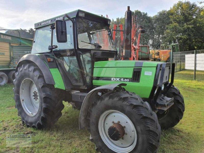 Traktor des Typs Deutz-Fahr DX 4.50 A, Gebrauchtmaschine in Wiefelstede-Spohle (Bild 1)