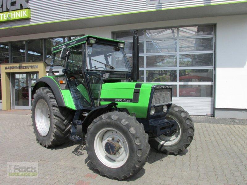 Traktor a típus Deutz-Fahr DX 4.50 A, Gebrauchtmaschine ekkor: Reinheim (Kép 1)