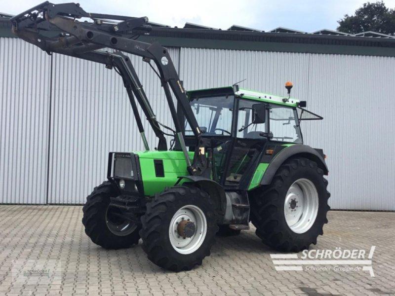Traktor des Typs Deutz-Fahr DX 4.50, Gebrauchtmaschine in Lastrup (Bild 1)