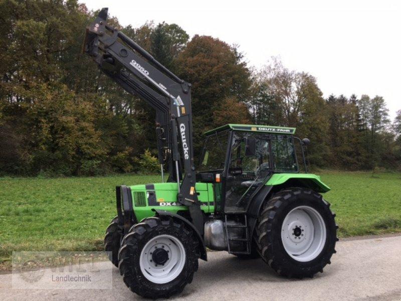 Traktor типа Deutz-Fahr DX 4.51, Gebrauchtmaschine в Rudendorf (Фотография 1)