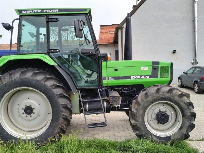 Traktor типа Deutz-Fahr DX 4.51, Gebrauchtmaschine в Hagenbrunn (Фотография 1)