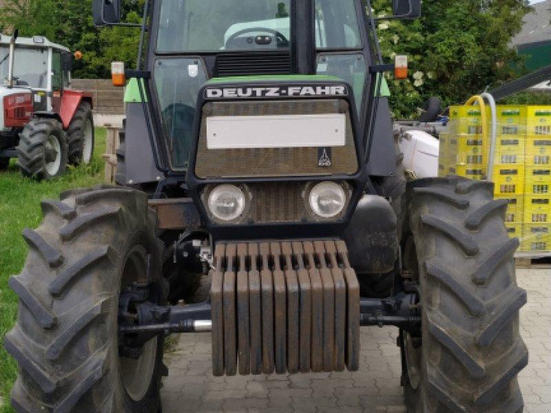 Traktor типа Deutz-Fahr DX 4.51, Gebrauchtmaschine в Hagenbrunn (Фотография 2)