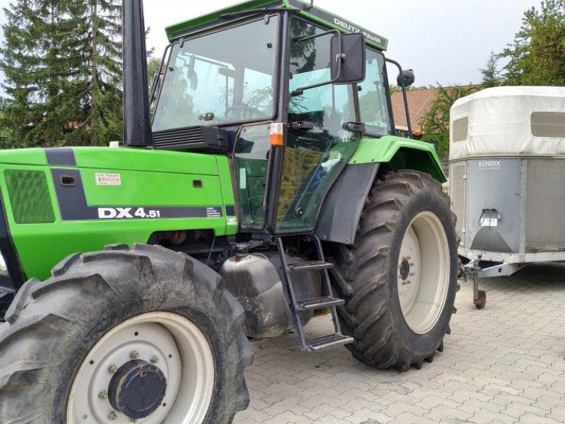 Traktor типа Deutz-Fahr DX 4.51, Gebrauchtmaschine в Hagenbrunn (Фотография 3)